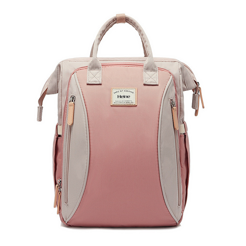 2020 Fashion Mummy Bag Travel Backpack For Mom Multifunction Maternity Diaper Bag Large Capacity Waterproof Stroller Baby Bag
