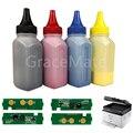 (Порошок тонера + чип) совместимый для Samsung C430 C430W C433W C480 C480FN C480FW C480W лазерный принтер CLT-K404S K404S clt404s