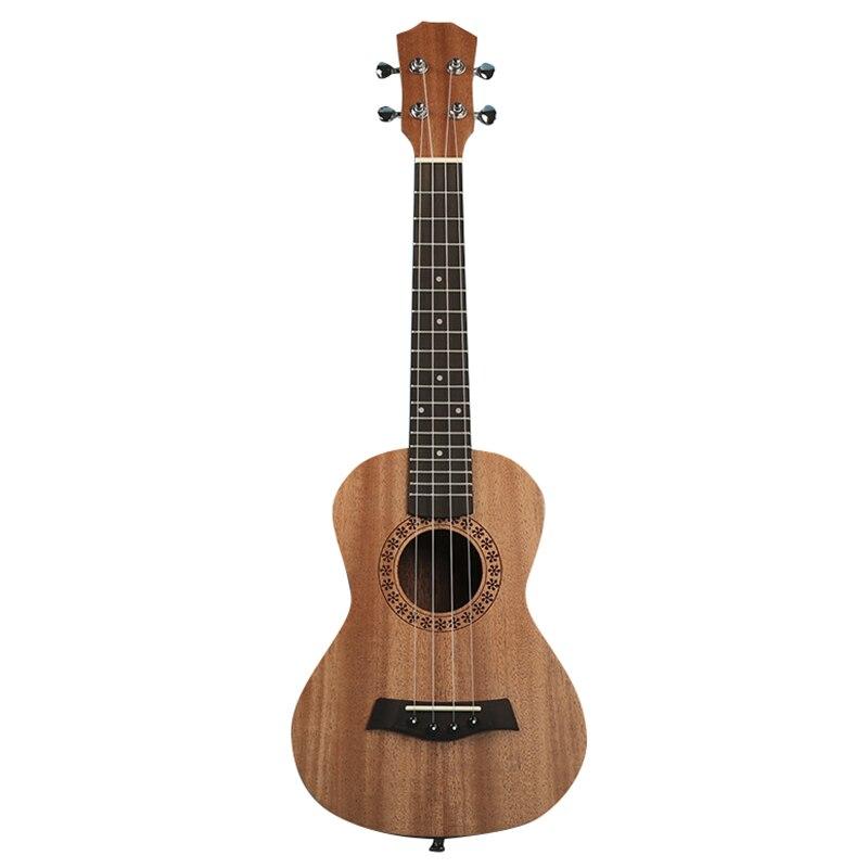 23 Inch Rosewood Fingerboard Concert Ukulele Mahogany Hawaii Ukulele Guitarra Bass Guitar for Beginners Musical Instruments Love