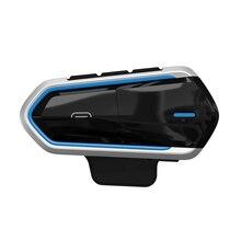 1set Waterproof Low Consumption Motorcycle Helmet Wireless Bluetooth Headsets Earphone Earbuds Accessories