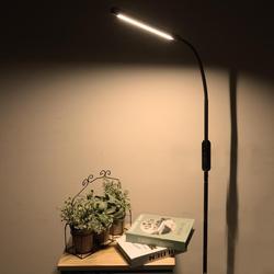 Lâmpadas de assoalho canto moderno para o quarto sala estar simples 360 graus dobra controle inteligente led luz pé decoração da sua casa