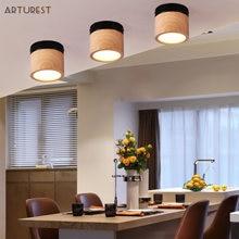 Светодиодный вниз светильник 10 см круглый поверхностного монтажа