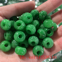 Bangle Charm Jadeite Jewellery Amulet Carved-Beads Fashion-Accessories Natural Women