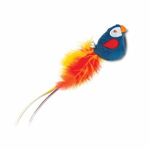 Catit Play Pirates Parrot Catnip Toy