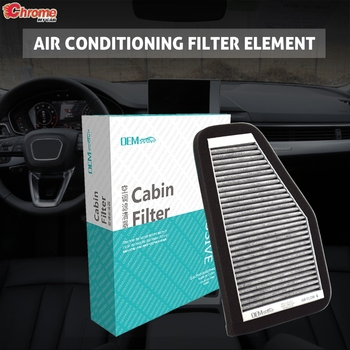 Car Activated Carbon Cabin Air Conditioning Filter 8L8Z-19N619-B For Ford Escape Mercury Mariner Hybrid Mazda Tribute 2008 2009 image