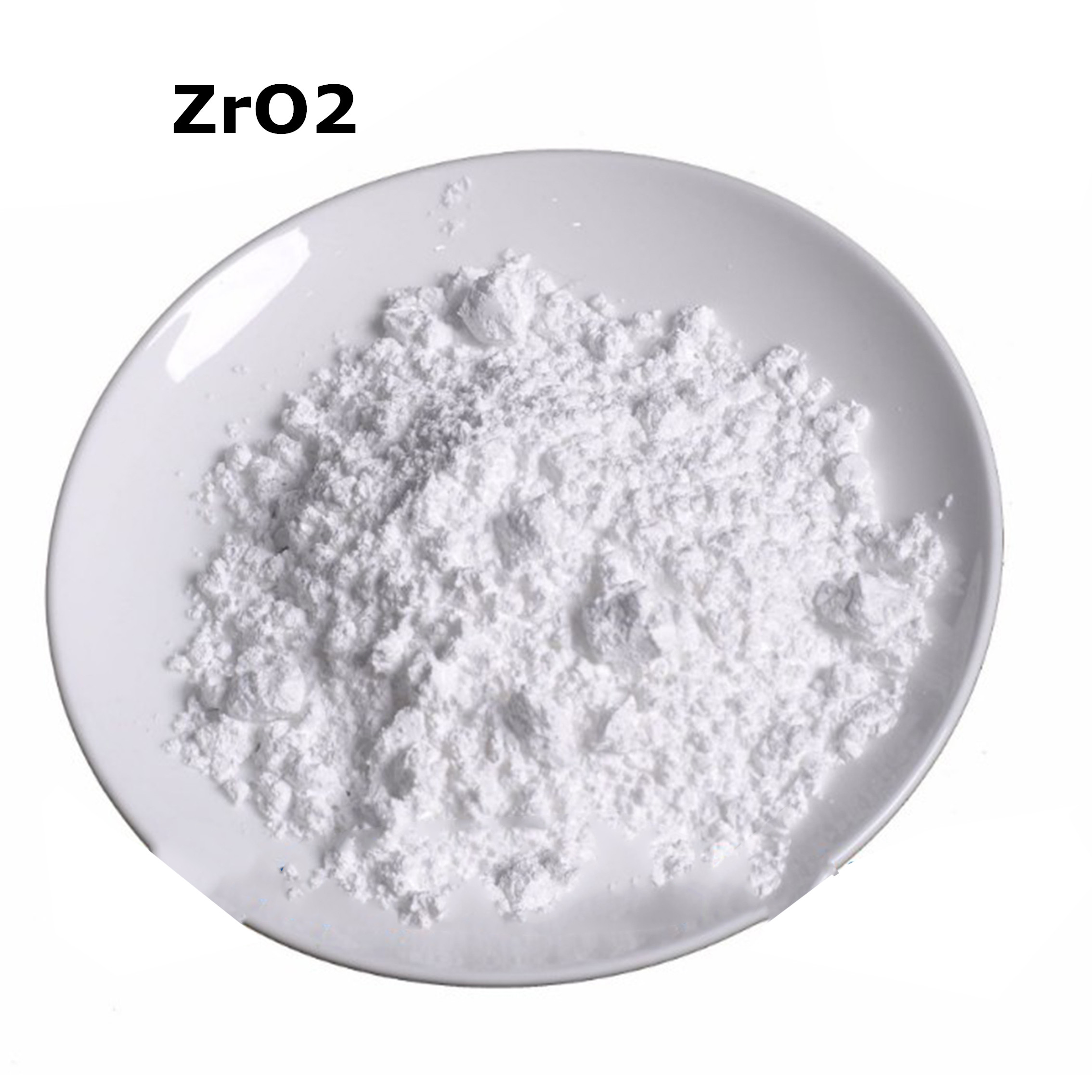 ZrO2 High Purity Powder 99.9% Zirconium Oxide For R&D Ultrafine Nano Powders About 1 Micro Meter