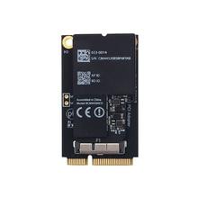 Sem fio para broadcom bcm94360cd wifi cartão 1750 mbps + bluetooth 4.0 banda dupla 802.11a/b/g/n/ac com adaptador para imac 2013