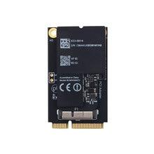 Kablosuz Broadcom Bcm94360cd WiFi kartı 1750Mbps + Bluetooth 4.0 çift bant 802.11a/b/g/n/ac adaptörü ile iMac 2013 için