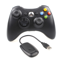 цена на Wireless Controller for Xbox 360 Joystick for Microsoft PC Windows 7 8 10 Gamepad For Xbox 360 Wireless Controller PC Receiver