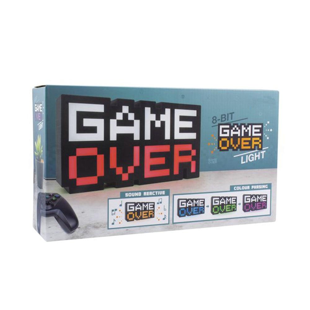 gameover灯4