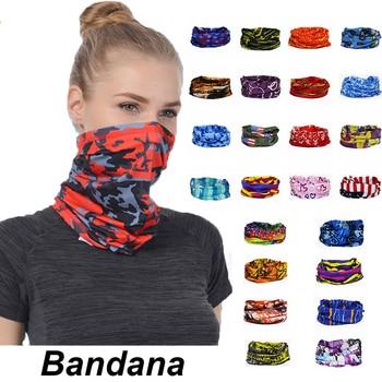 Zonnescherm kraag buis bandana sjaal sport stofdicht hoofddeksel