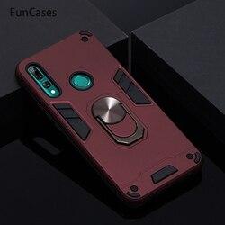 Армированный чехол для телефона, чехлы для telefoon Huawei P Smart Z sFor Huawei funda Y9 Prime 2019 Nova 6 SE Mate 20 Lite Casa, Жесткий Чехол из поликарбоната