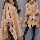 Winter Coat Ponchos ...