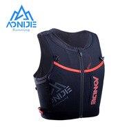 AONIJIE – sac à dos de sport C9106 10l à séchage rapide, sac d'hydratation avec fermeture éclair pour la randonnée, la course de Marathon