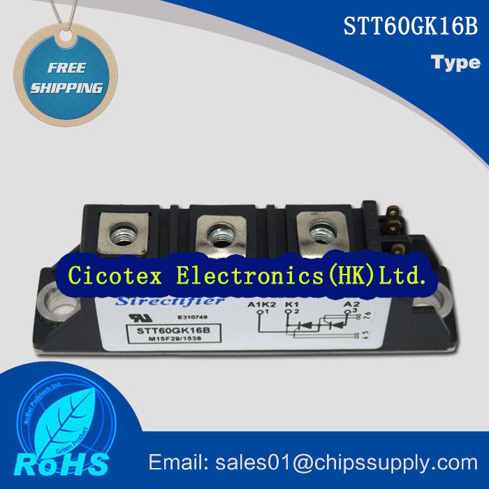 STT60GK16B MODULE IGBT STT 60GK16 B Thyristor-Thyristor Modules STT60GK16-B