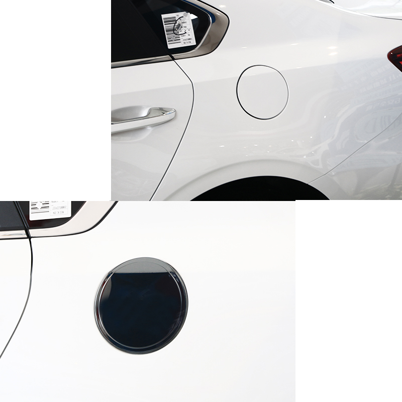 Lsrtw2017 Stainless Steel Car Fuel Tank Cap Trims for Kia K3 Kia Cerato 2018 2019 2020 Interior Mouldings Accessories in Interior Mouldings from Automobiles Motorcycles
