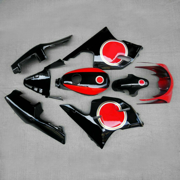 Black red custom Fairing Kit fit for Yamaha TZR250 3XV 1991 1992 1993 1994 year upgrade fairings TZR 250 SP 400 91 92 93 94