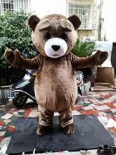 Костюм талисмана медведя карнавальный костюм вечерние платья