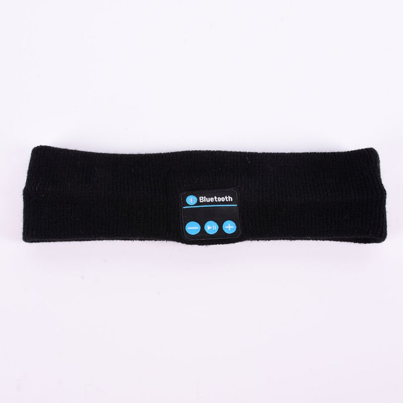Headphones Bluetooth Music Headband Knits Sleeping Headwear Headphone Speaker Headset Bluetooth Headphones