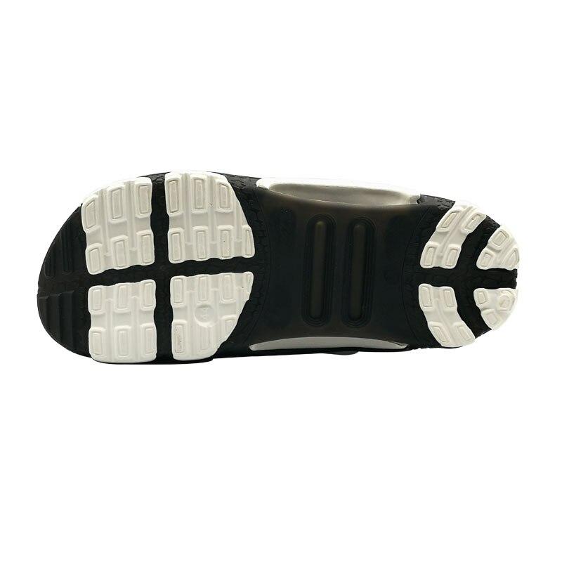 Купить с кэшбэком Adidase Billie Eilish Beach Sandals Crocks Hole Shoes Clogs For Women EVA Unisex Garden Shoes Crocse Adulto Cholas Hombre