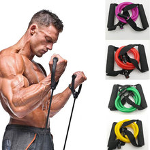 120cm Elastic Resistance Bands Yoga Pull Rope Fitness Workout Sports Bands Yoga