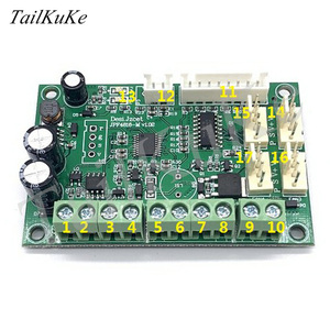 Image 4 - 48V Chassis Fan Speed Regulating Module 12V24V Draught Fan 485 Serial Port Modbus PWM Intelligent Temperature control