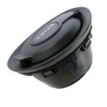 Топливная газовая дверь Vapor Edition матовый черный для Dodge Challenger 2008-19 68250120AA