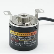 Multi-turn Encoder Assoluto RS485 Brett CAN Bus di Memoria Power-off