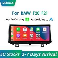 """8.8 """"Tela IPS Com Fio sem fio Da Apple CarPlay Android Auto Para BMW Série 1 2 3 4 F20 F21 F22 F30 F31 F34 F32 F33 F36 F80"""