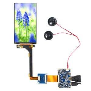 ЖК-экран LS055T3SX05, 5,5 дюйма, 1080X1920, работа с HDMI в Mipi, плата контроллера