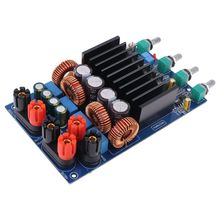 TAS5630 2.1 Class D 300W+150W+150W Tone Adjust Amplifier Completed Board 300w 300w dc20 dc50v tas5630 stereo dual channel high power class d digital amplifier board