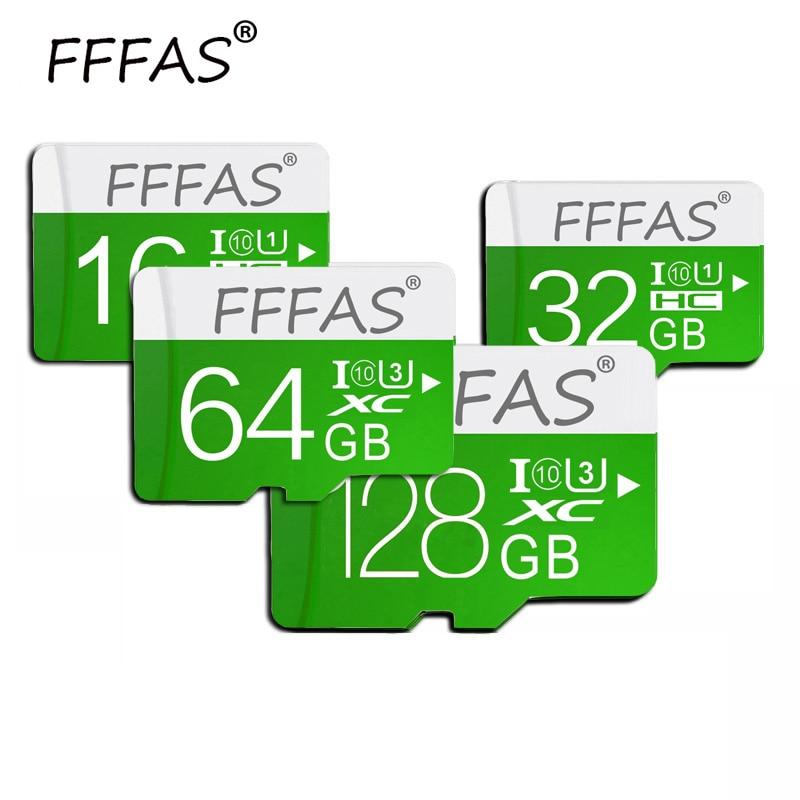 Hot Sale 128gb Memory Card Class 10 64GB Micro SD Card 32GB 16GB 8GB TF Card Microsd 32 Gb Flash Mini Sd Card +adapter