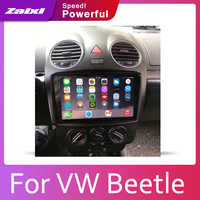 TBBCTEE Android 2 Din Car radio Multimedia Video Player auto Stereo GPS MAP For Volkswagen VW Beetle 2003-2010 Media Navi