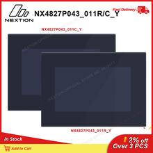 NOUVEAU Nextion 4.3 Pouces LCD-TFT HMI Capacitif D'affichage/Écran Tactile Résistif Module Intelligent Série RVB Couleur 65K Avec Boîtier