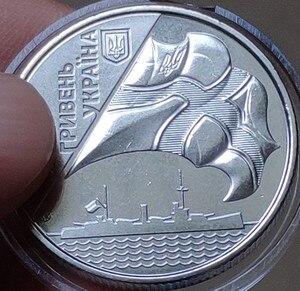 Украинская 100% оригинальная памятная монета, 30 мм