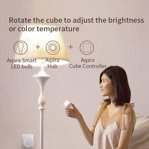 Image 5 - Aqara Smart bulb LED Light Zigbee connection Aqara hub Adjustable Color Temperature lamp work for HomeKit Xiaomi Mi home APP