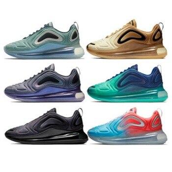 Nike Air Max 720 BetrueOBJ zapatillas de correr para hombre almohadón de aire cómodas zapatillas de