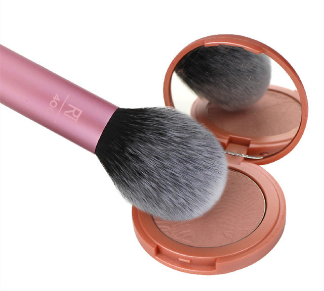 Make up Brushs Makeup sponge Maquillage Real Technique Makeup Brushs Powder Loose Box Belt foundation brush SCULPTING BRUSH 1