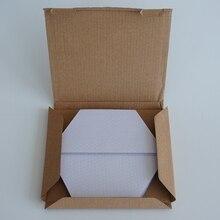 Waterbestendig Hex Tractie Pad Tape Board Surfplank waxless Hexagon Bescherming Tape Deck Beschermende Grip Pad (20 Hex)