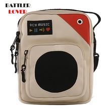 Novelty 3D Camera Shape Women Handbag Luxury Designer Mini Crossbody Bag for Female Mochilas Infantil