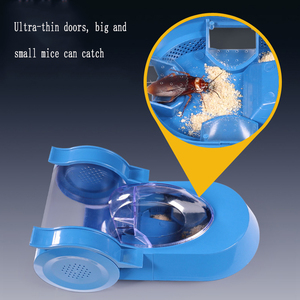 Image 4 - 2020 Cockroach Trap Sixth Upgrade Safe Efficient Anti Cockroaches Killer Plus Large Repeller No Pollute for Home Office Kitchen