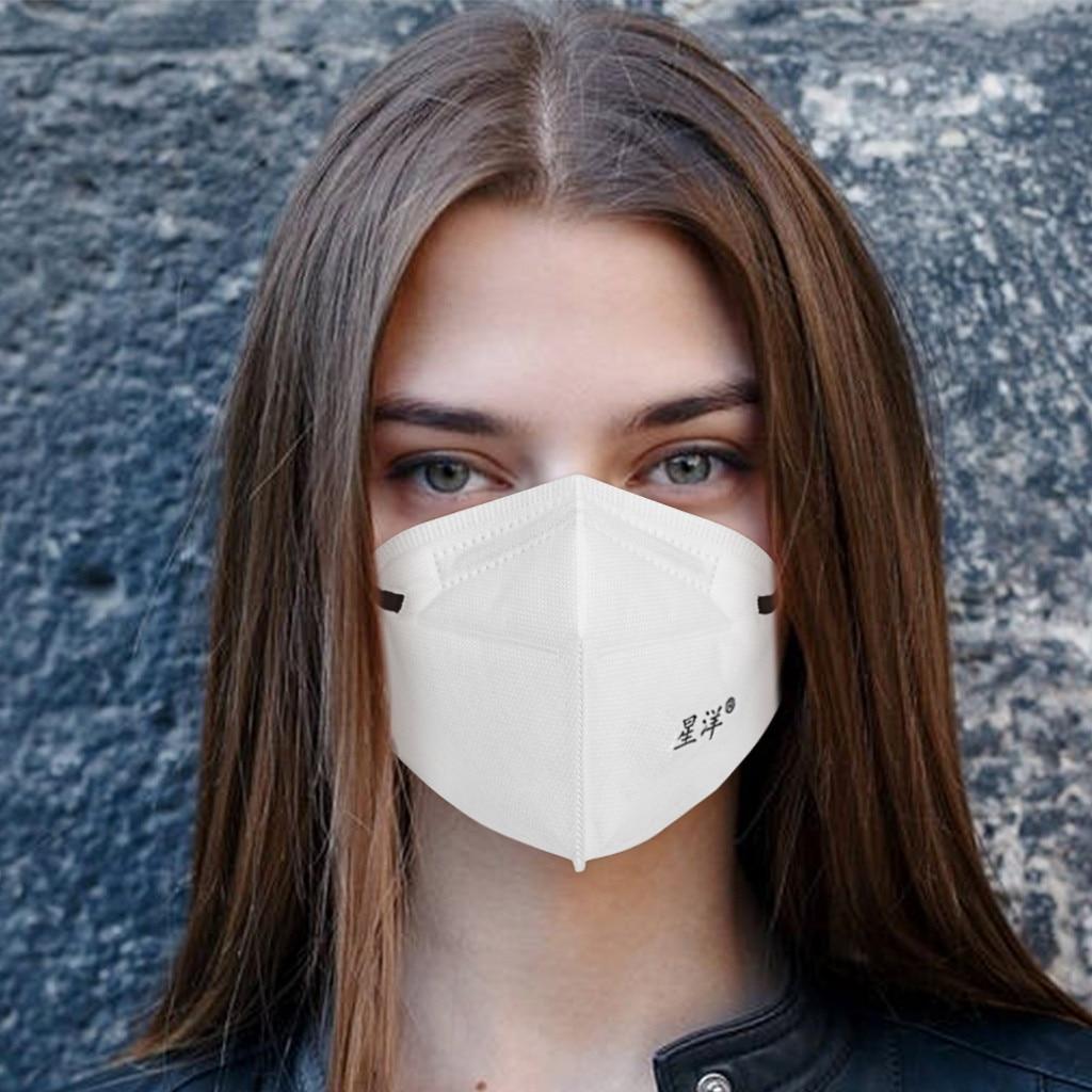 Reusable FFP3 Mask Dustproof Mask Dust Mask PM2.5 Windproof Foggy Haze Pollution Respirato Mascaras Faciais Gripe