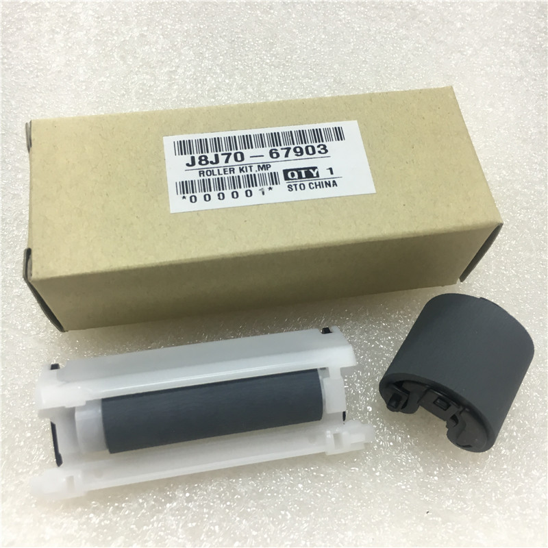 M608 Tray 1 for HP Laserjet Enterprise M607 M631 M633 M632 Partsmart Compatible J8J70-67903 Roller Kit M609
