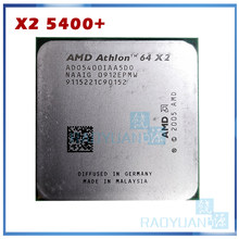 Двухъядерный процессор AMD Athlon 64 X2 5400 + 2,8 ГГц ADO5400IAA5DS ADO540BIAA5DO ADO5400IAA5DO Socket AM2