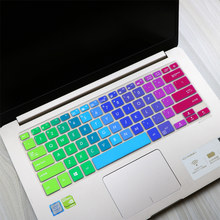14 inch Keyboard Cover protector skin For Asus Vivobook Laptop L406S L406M L406MA L406SA L406 MA SA L 406 S M(China)