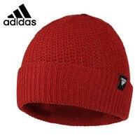 Original New Arrival Adidas LINEAR WOOLIE Unisex Running Sport Caps