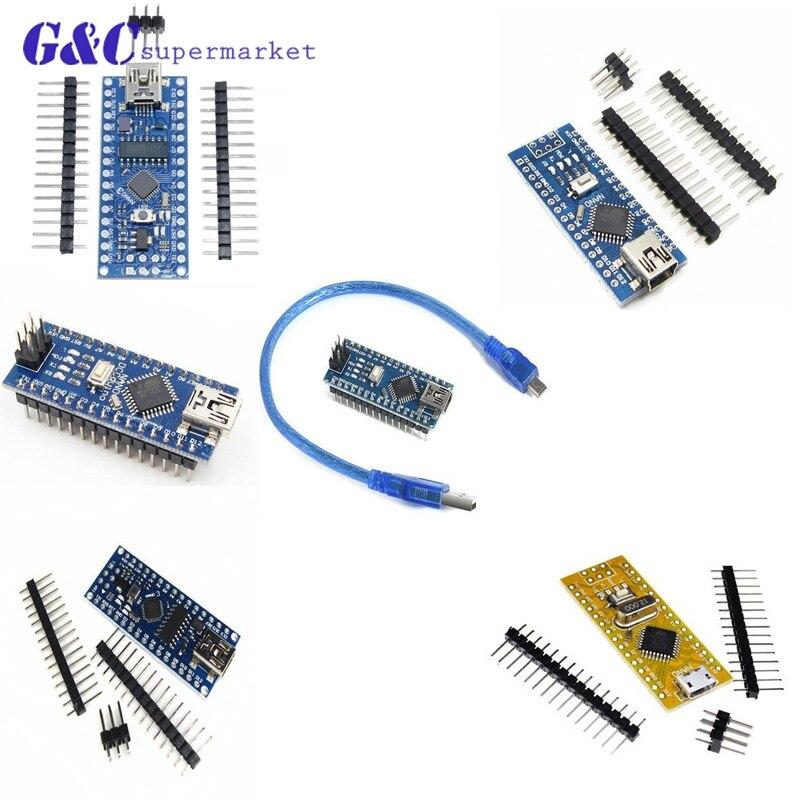 nano-v30-atmega168-328p-5v-16m-microcontroleur-pour-font-b-arduino-b-font-atf-avec-chargeur-de-demarrage-electronique-de-bricolage-compatible