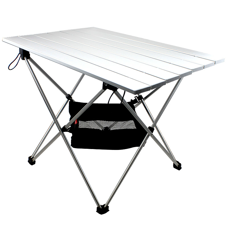 Stool Desk-Table Aluminum-Alloy-Table Picnic Outdoor