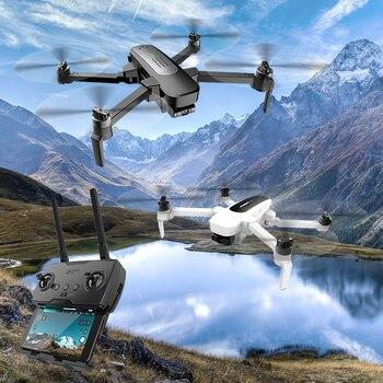 원래 Hubsan H117s 1KM GPS 5G WiFi FPV 4K UHD 카메라 3 축 Gimbal Sphere Panoramas RC Drone Quadcopter