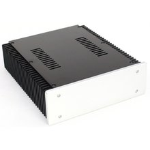 WA92 алюминиевый корпус усилителя шасси/корпус усилителя/DIY шкаф DAC коробка DIY комплект